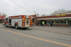 Smoky Laundromat brings quick response