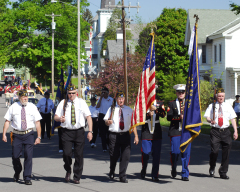 Oxford, NY Memorial Day Observance
