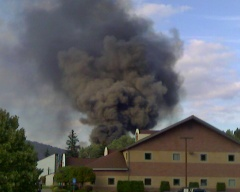 Lothar Fire - Pic 1