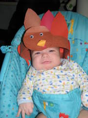 Phoenix's 1st Thanksgiving