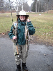 Opening Day of Trout Season