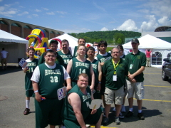Special Olympics - Malone Basketball