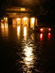 Severe Weather Floods In Binghamton