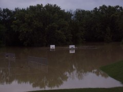 Glendale Park Bball & tennis courts
