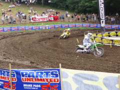Racing at Unadilla