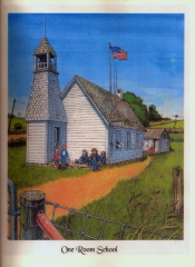 One Room School House Book