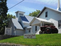 Drive Your Tractor to Church