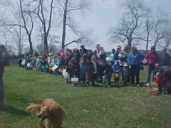 Goodrich Settlement Easter Egg Hunt
