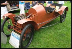1914 O-we-go at Owego car show