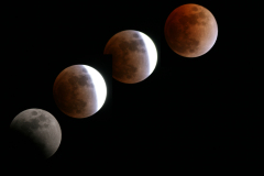 Lunar Eclipse stages
