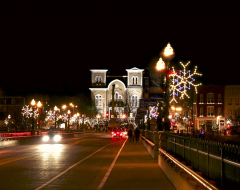 Owego, Lights on the River Festival