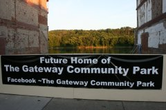 Owego adding Gateway to the Riverwalk
