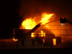 Even More Photos Of The Delaware Inn Fire