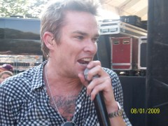 Sugar Ray at Spiedie Fest 2009