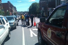 Owego Fire Dept. Boot Drive.