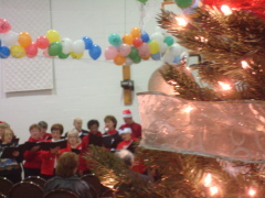 Endwell Community Chorus Entertains