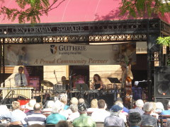 Jazz and Heritage in Corning