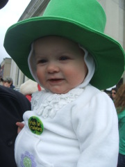 Irish in Training!