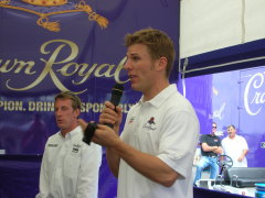 Jamie McMurray at the Pocono 500