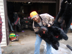 Chris Merwin got the Bear
