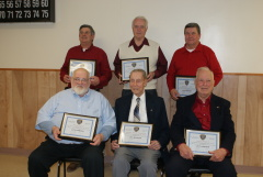 Lifetime Membership Recipients Sidney FD