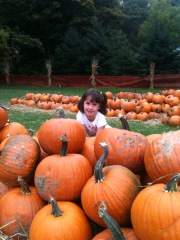 Mya Casey at Jackon Pumpkin Farm