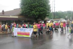 SFCU Homeday Parade, Sidney, NY