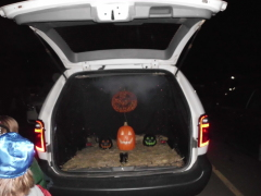 Trunk or Treating in Owego