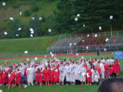 Chenango Valley Graduation Ceremony