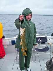 thousand islands fishing trip