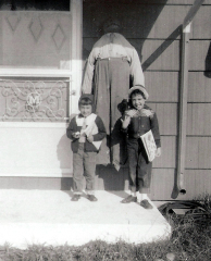 Halloween October 1957