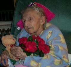 Guilford's Oldest Resident is 101