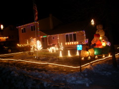 XMAS in Port Crane, NY