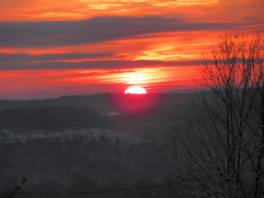 Sunrise Saturday 2/26/11
