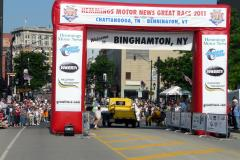 Great Race in Binghamton