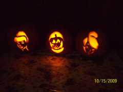 Pumkin Carving!!