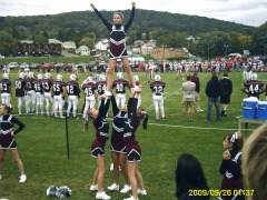 Johnson City Youth Cheerleading