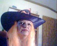 ME THE WITCH