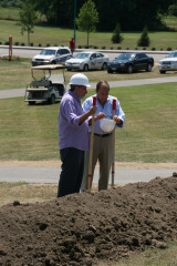Tioga Downs breaks ground for new hotel
