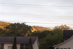 Dawn Makes Ridgeline Golden
