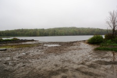 DEC Lowered Balsam Pond for Improvements