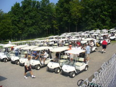 Annual Golf Tournment