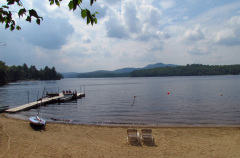 R & R in the Adirondacks