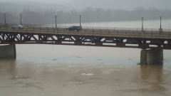 Susquehanna River getting HIGH