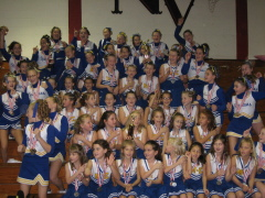 Maine Endwell Youth Cheerleaders