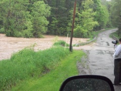 CARRS CREEK AT POPLAR HILL A TORRENT