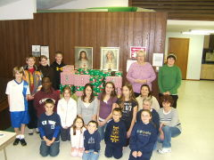 Youth Groups from Blessed Trinity at St.