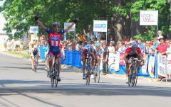 Toyota United Wins Mens Pro Race @Thater