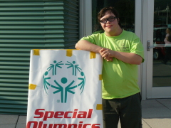 Opening Night of Special Olympic's