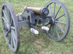 Confederate Guns!!!
